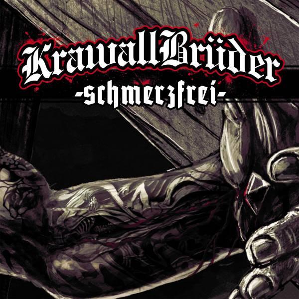 KrawallBrüder - Schmerzfrei, CD