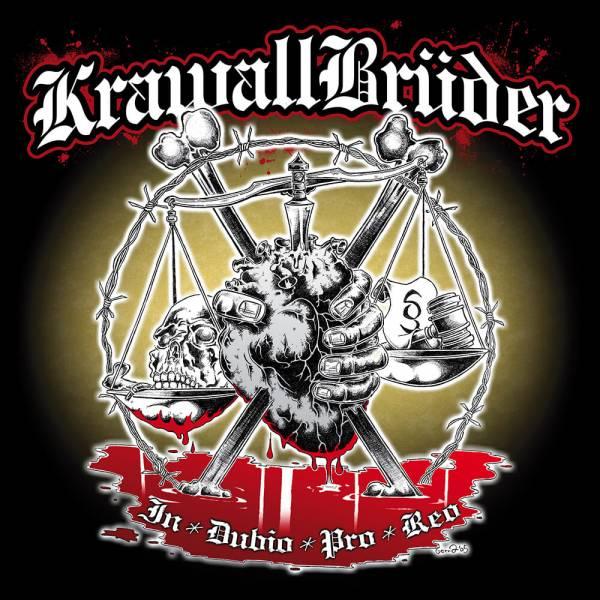 KrawallBrüder - In Dubio Pro Reo, LP lim. 222 (hellgrün)