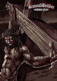 KrawallBrüder - Jesus, Poster