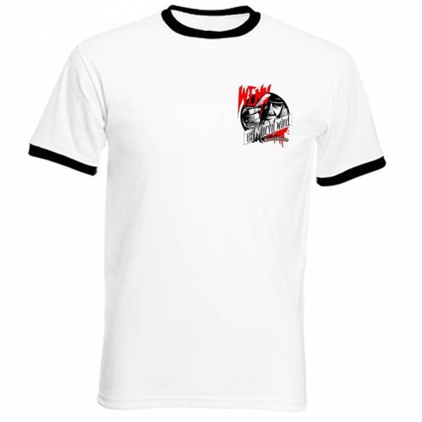 KrawallBrüder - Wenn es Nacht wird, T-Shirt [weiß]