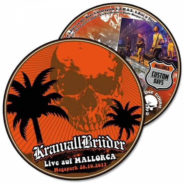 KrawallBrüder - Live Auf Mallorca 2017, LP