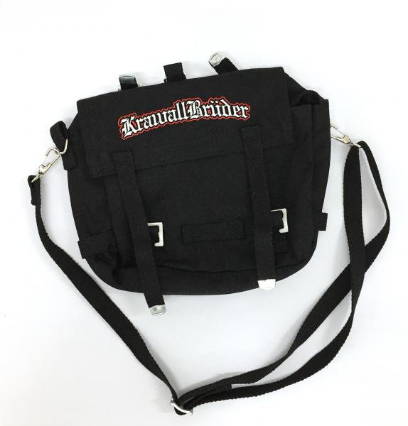 KrawallBrüder - Kampftasche klein Logo [schwarz]