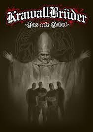 KrawallBrüder - 11. Gebot Papst, Poster