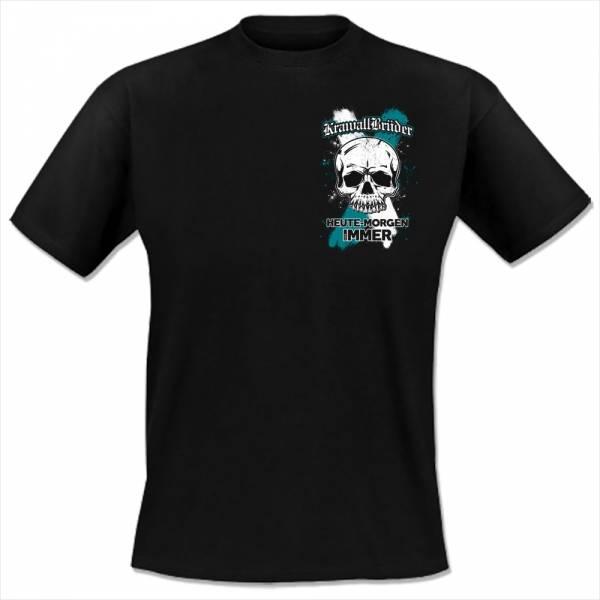 KrawallBrüder - Raute, T-Shirt [schwarz]