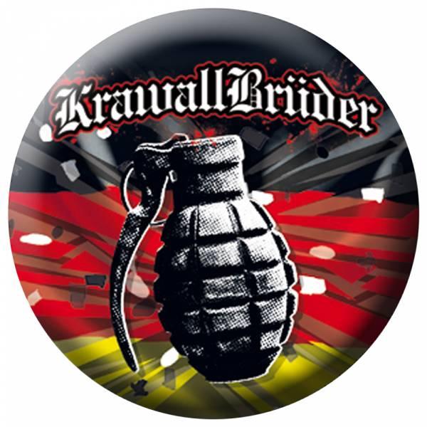 KrawallBrüder - Granate, Button
