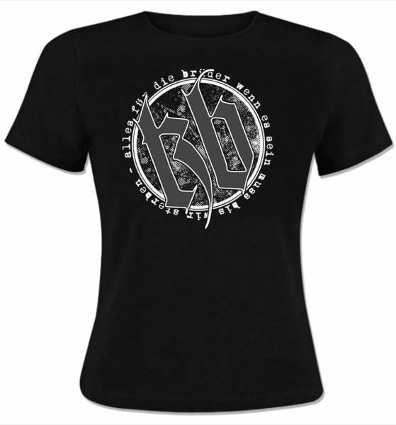 KrawallBrüder - Heute Morgen Für Immer, Girl T-Shirt [schwarz]