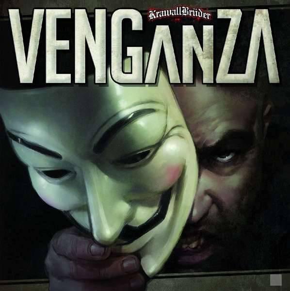 KrawallBrüder - Venganza, Digipack CD+DVD