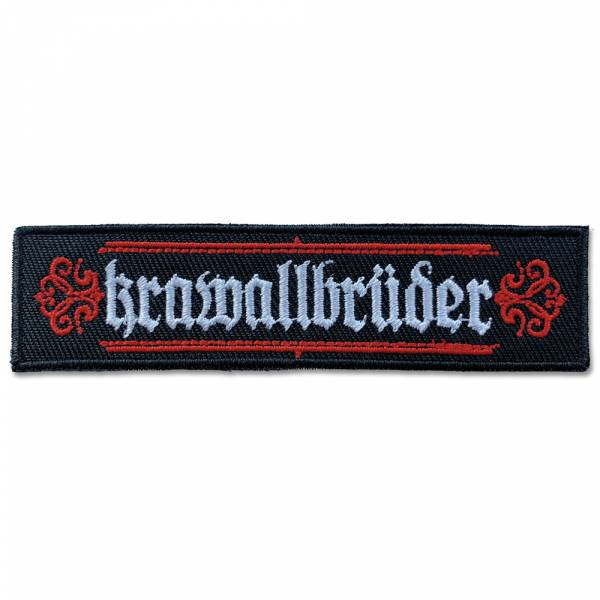 KrawallBrüder - AMS Aufnäher