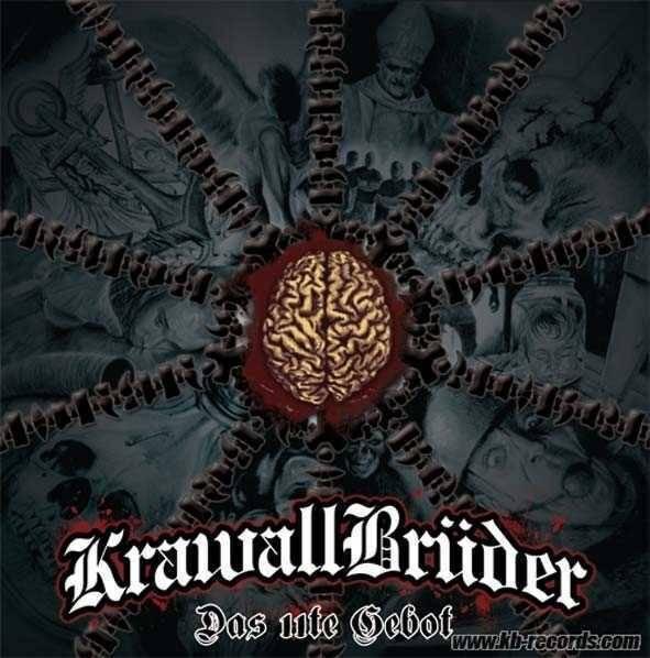 Krawallbrüder - Das elfte Gebot, CD-Digi