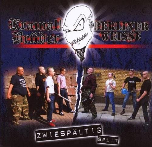 KrawallBrüder - Zwiespältig - Split CD