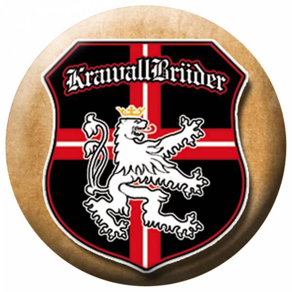 KrawallBrüder - Saarland, Button