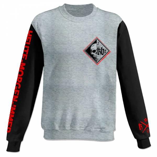 KrawallBrüder - HC, Sweatshirt [grau]