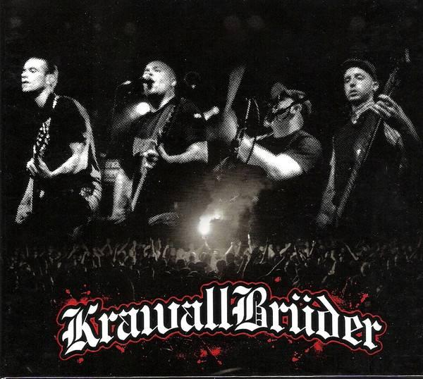 KrawallBrüder - 15 Jahre Live Box 2CD Digipack