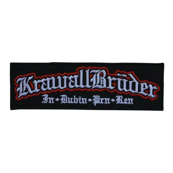 KrawallBrüder - In Dubio Pro Reo, Aufnäher