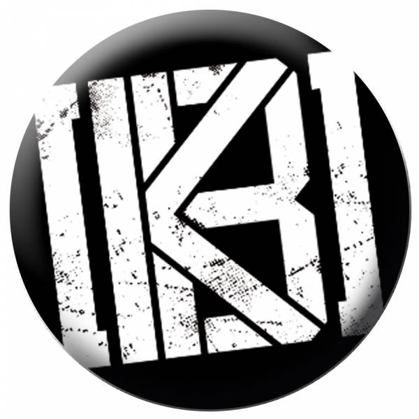 KrawallBrüder - Logo neu, Button