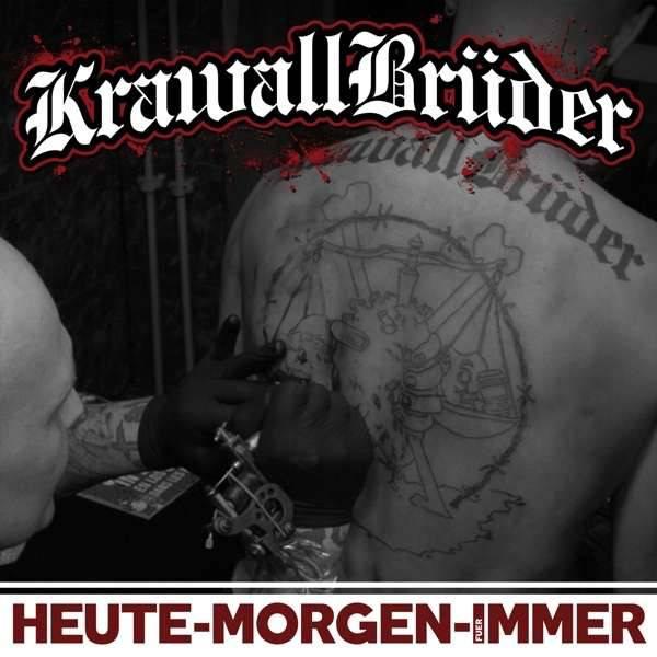KrawallBrüder - Heute Morgen Für Immer, CD