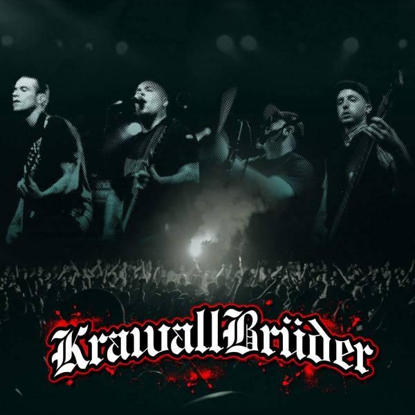 KrawallBrüder - 15 Jahre Live in Berlin, CD