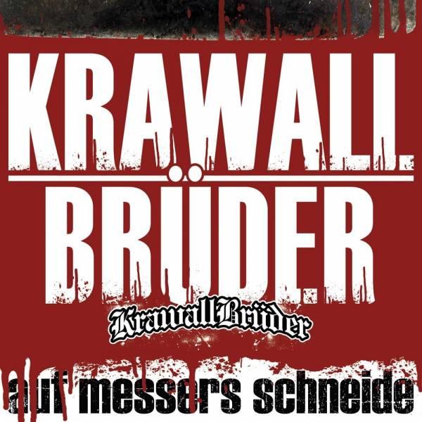 KrawallBrüder - Auf Messers Schneide - CD