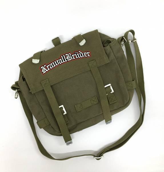 KrawallBrüder - Kampftasche klein Logo [oliv]