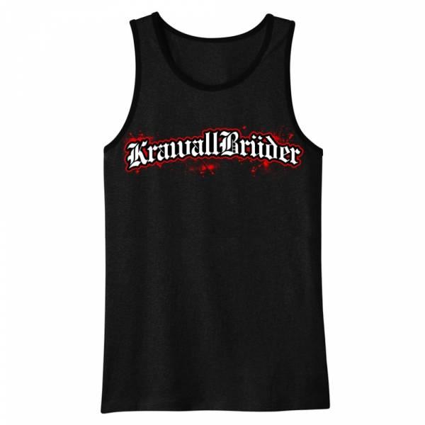 KrawallBrüder - Logo, Muskelshirt [schwarz]