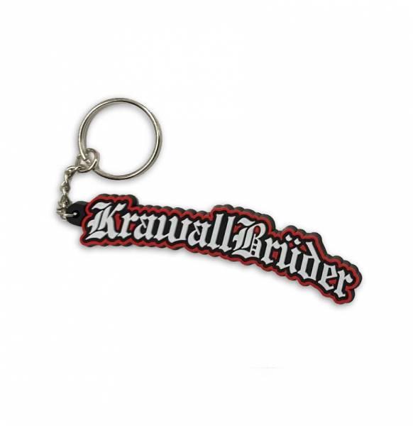KrawallBrüder - Logo, Schlüsselanhänger