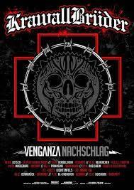 KrawallBrüder - Venganza Nachschlag 2015, Poster