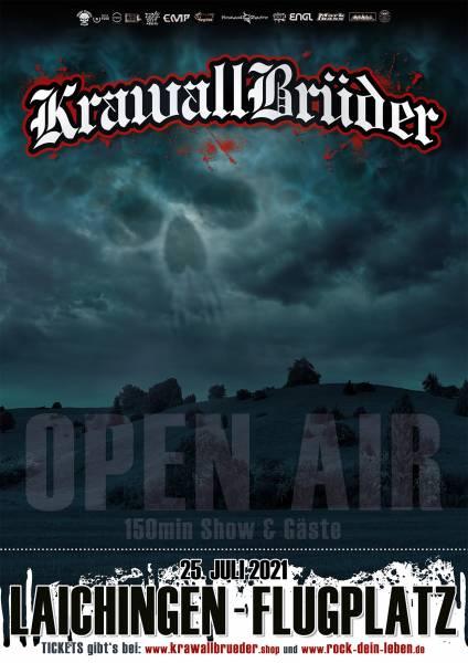 KrawallBrüder Open Air 2021 (inklusive Camping)
