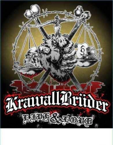 KrawallBrüder - In Dubio Pro Reo, Poster