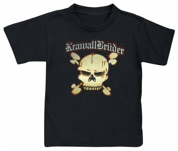 KrawallBrüder - Halbstark & Extrem Durstig, Baby T-Shirt [schwarz]