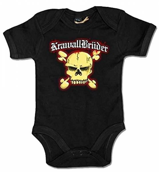 KrawallBrüder - Halbstark & Extrem Durstig, Baby Body [schwarz]