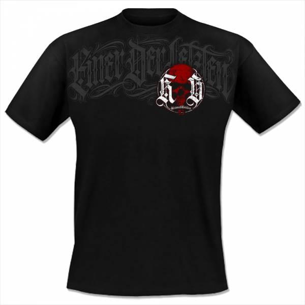 KrawallBrüder - Einer der Letzten, T-Shirt [schwarz]
