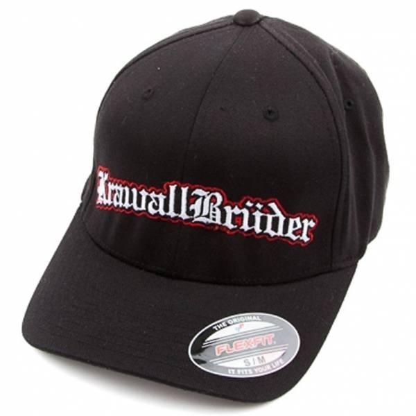 KrawallBrüder - Logo, Cap Flexfit