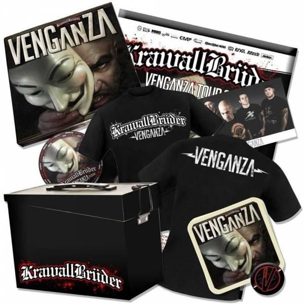 KrawallBrüder - Venganza Fanbox