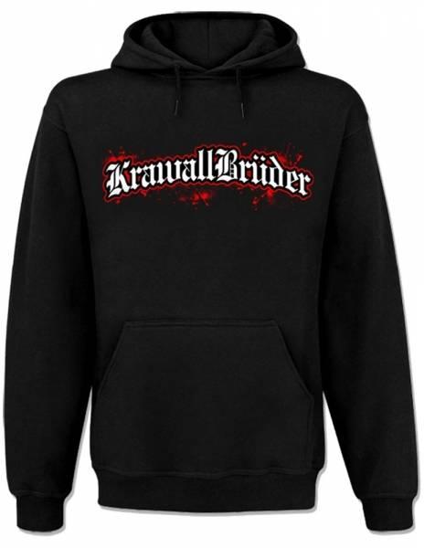 KrawallBrüder - Logo, Kapu [schwarz]