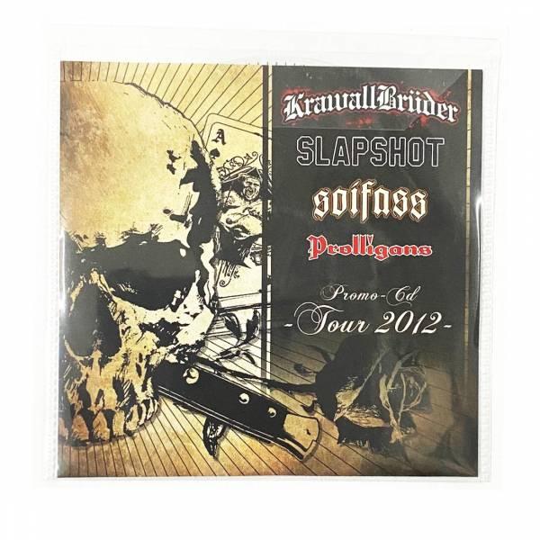 KrawallBrüder - Prolligans-Soifass-Slapshot - Tour 2012 CD
