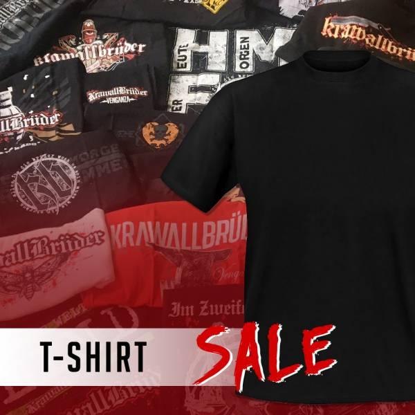 KrawallBrüder - T-Shirt Sale