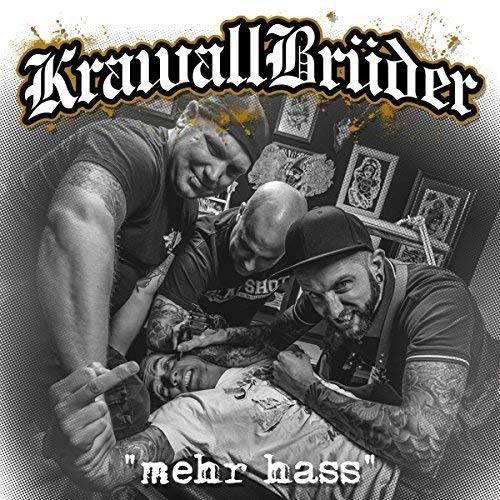 KrawallBrüder - Mehr Hass, CD