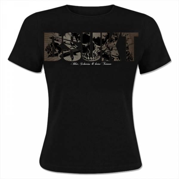 KrawallBrüder - Blut Schweiss Und Keine Tränen, Girl-Shirt [schwarz]