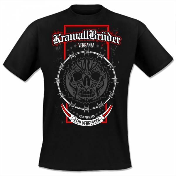 KrawallBrüder - Kein Vergeben, T-Shirt [schwarz]
