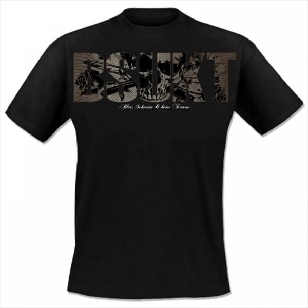 KrawallBrüder - Blut Schweiss und keine Tränen, T-Shirt [schwarz]