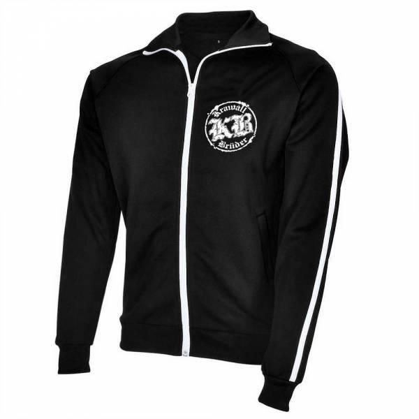 KrawallBrüder - Logo Girl, Trainingsjacke [schwarz]