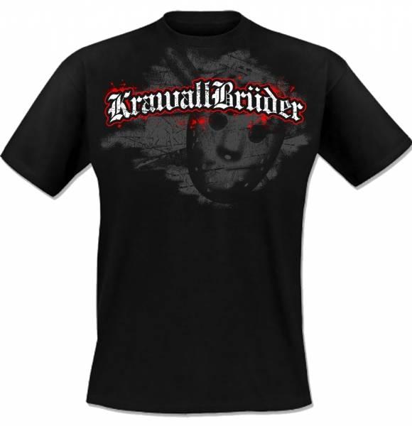 KrawallBrüder - Jason, T-Shirt [schwarz]