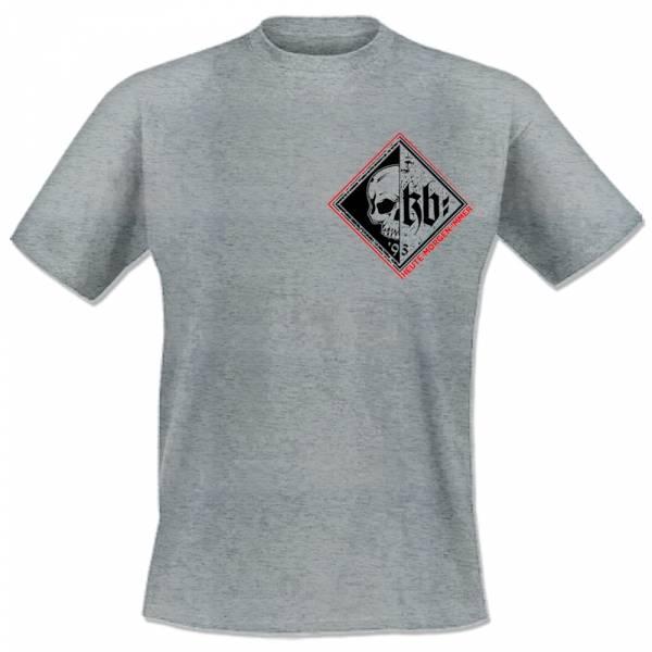 KrawallBrüder - HC, T-Shirt [grau]