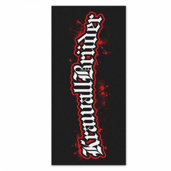 KrawallBrüder - Logo Badetuch