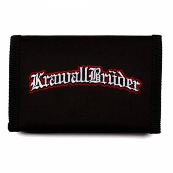 KrawallBrüder - Logo, Geldbeutel