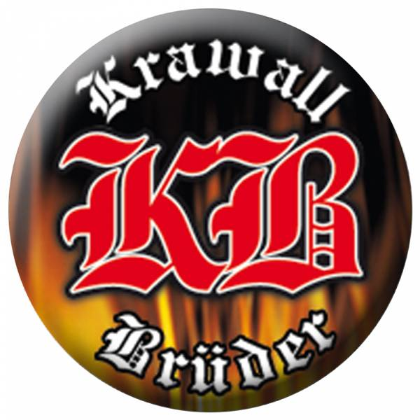 KrawallBrüder - Flammen, Button