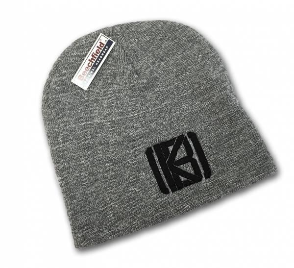KrawallBrüder - Logo neu, Beanie [grau]