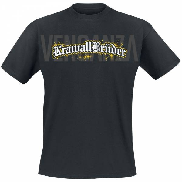 KrawallBrüder - Nicht Therapierbar, T-Shirt [schwarz]