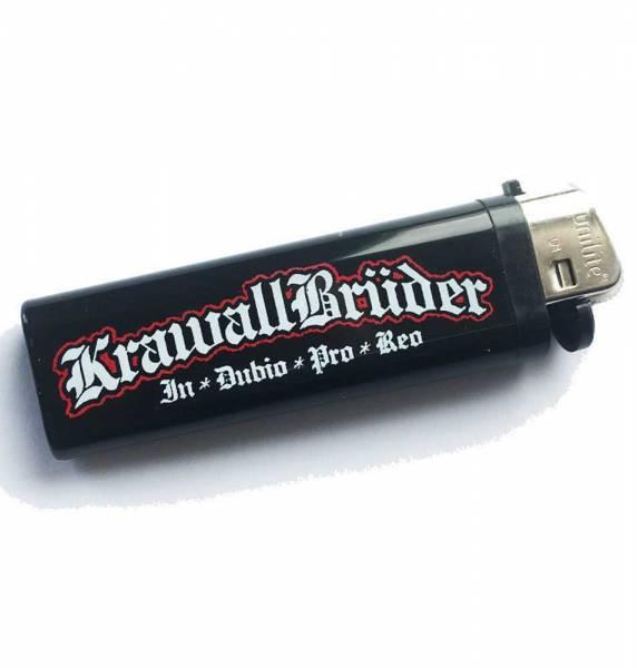 KrawallBrüder - In Dubio Pro Reo, Feuerzeug