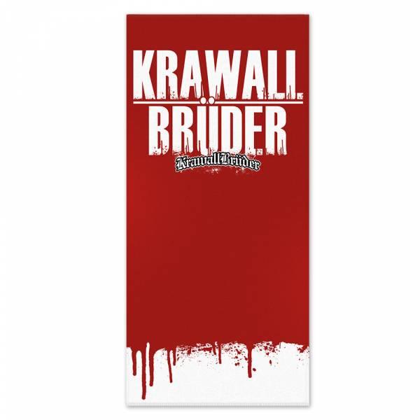 KrawallBrüder - Blut Badetuch